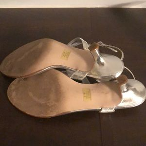 358fe7495 Impo Shoes - Impo Silver Gemstone Sandals